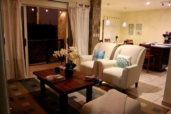 Great room in a cozy neighborhood - San José del Cabo - Departamento