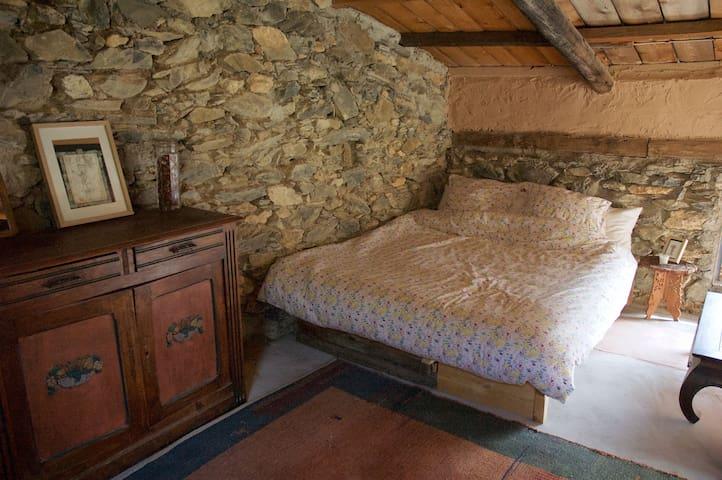 Chambres cosy en pleine montagne proche Tende - Tende