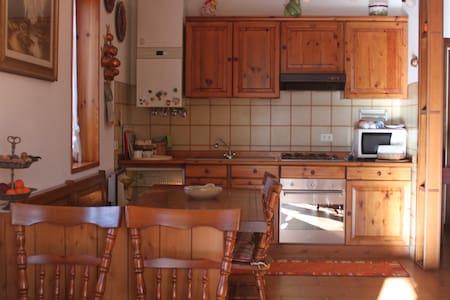 Casa Giusy - Rovetta - Lejlighed