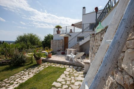 La Baconata: l'affaccio sui Trulli - Alberobello - Bed & Breakfast
