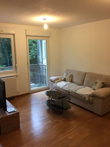 Appartement dans résidence Calme