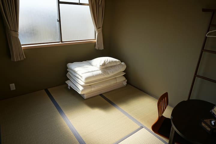 [Japanese-style room] Private tatami room