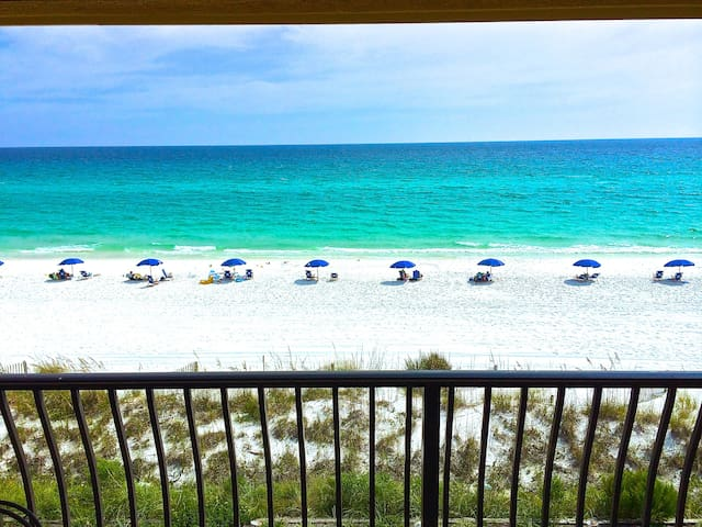 Coral Reef Club, 3/bd Direct Beachfront,Best Rates
