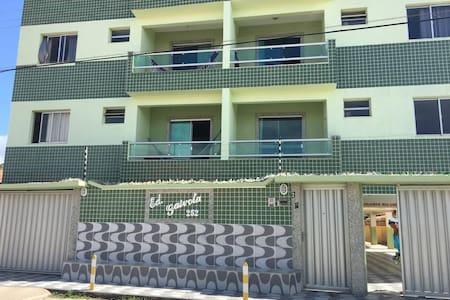 Apartamento em Conceição da Barra a 300m da praia