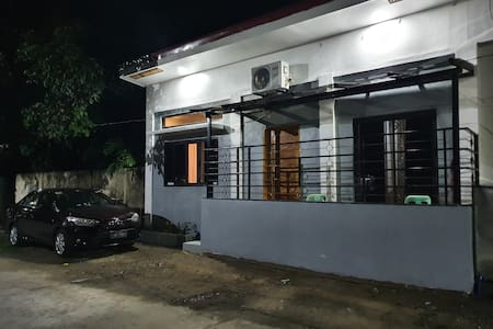 Entire home/Apartment in the Heart of Bulan