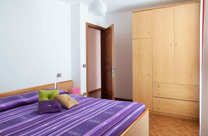 Trilocale2 al Residence Bonetti - Rabbi - Lejlighed