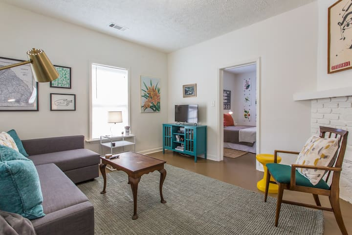 Charming Reynoldstown Apartment on the BeltLine