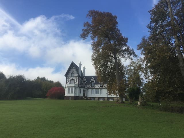 Le Manoir de la Martinière - Normandie (France)