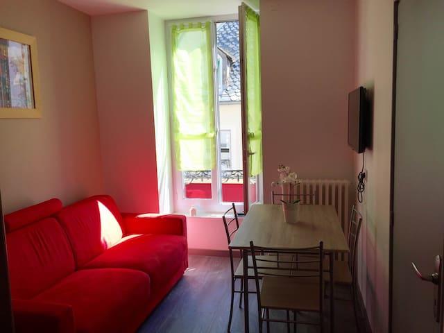 Mont Dore - HYPER CENTRE - WIFI - Le Mont-Dore - 公寓
