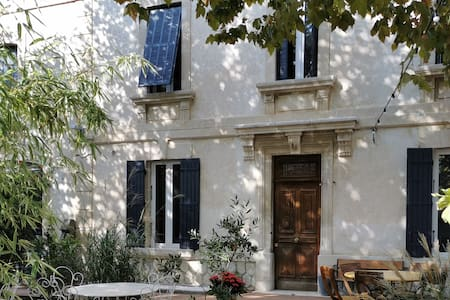 Maison d' Alys entre Luberon et  Alpilles