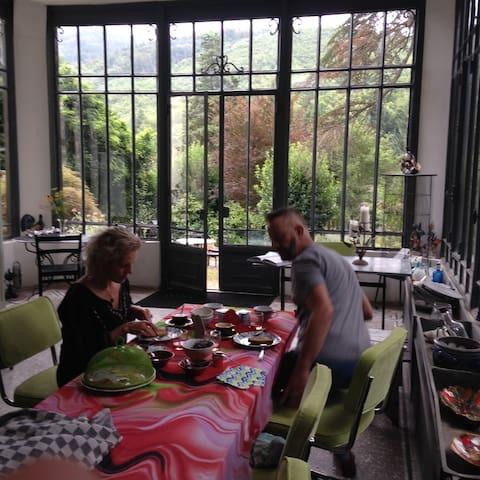 Villa Cathalo chambre d'hôtes (€55,-)