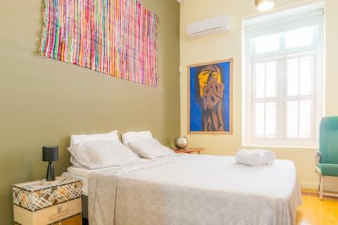 Double Bedroom | With Spacious Garden