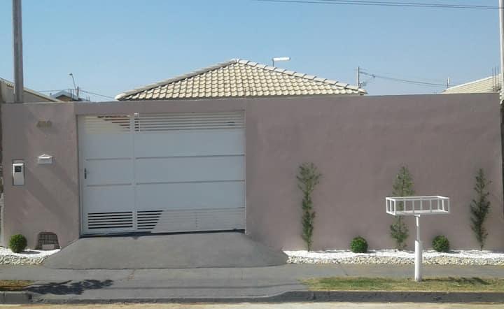 Casa da Vó Nena Thermas dos Laranjais Olimpia.