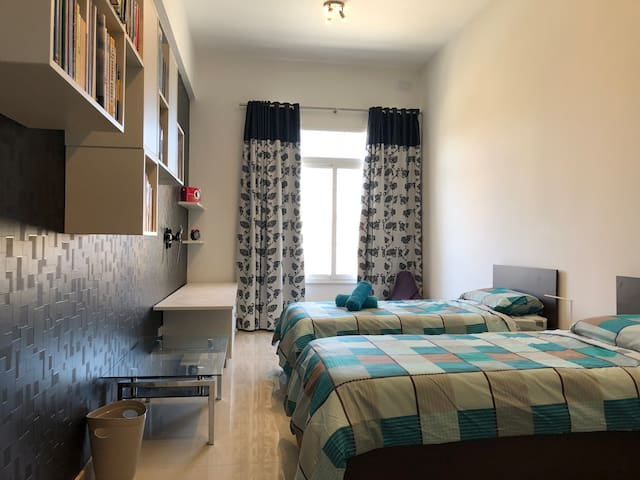 Air Conditioned Private Room Swieqi (St Julians)