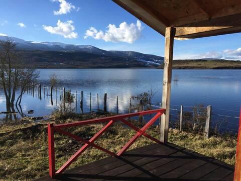 Cabaña Lago Frío - Coyhaique