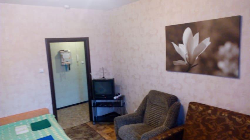 Квартира на Силикатной в Подольске