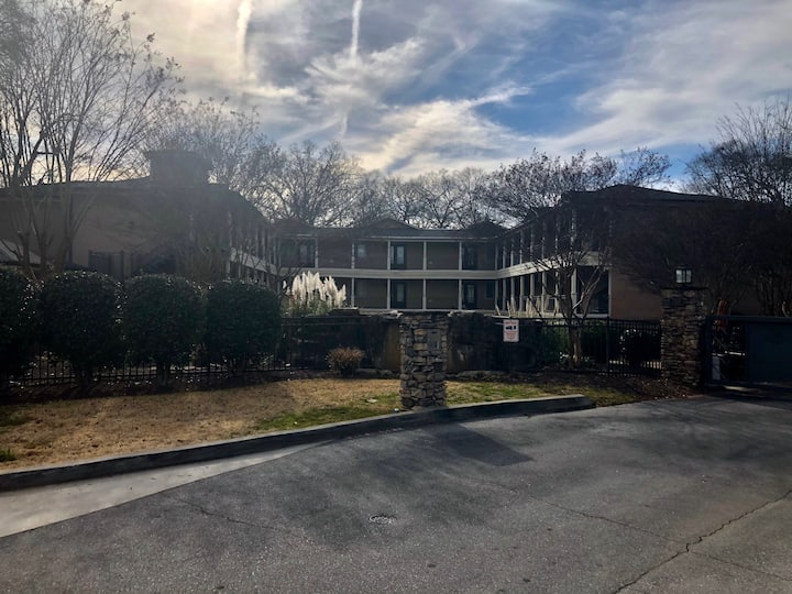 Luxury Gated Condo in Downtown Clemson
