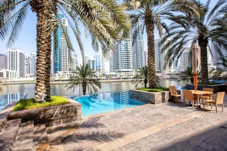 DUBAI MARINA & JBR . 1 BEDROOM FLAT .BEST LOCATION