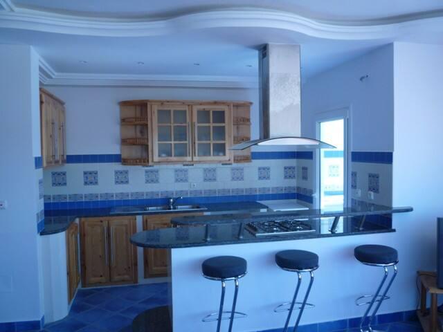 Hoch Moderne Wohnung nah am Strand  - Nabeul - Pis