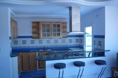 Hoch Moderne Wohnung nah am Strand  - Nabeul
