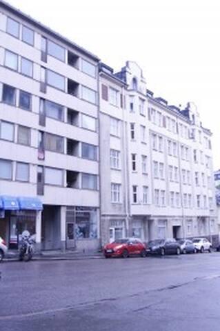 Studio apartment in Sörnäinen, Helsinki - Kulmavuorenkatu 4