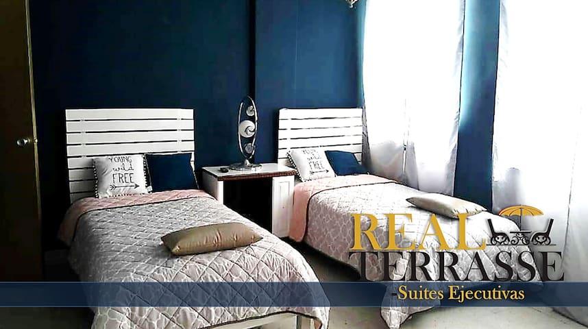 Habitacion Luxe - Real Terresse