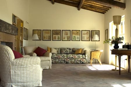 Apt in charming Umbrian Farmhouse  - Lugnano In Teverina - 公寓