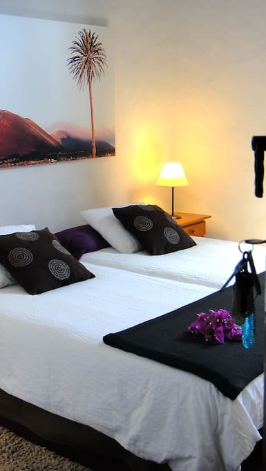 Casa Moscatel-Dormitorio 1