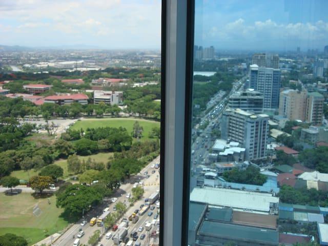 Fully Furnished Katipunan Condo- 1 BR