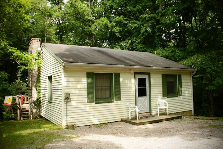Burr Oak Cabin Rental