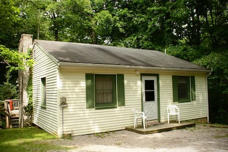 Burr Oak Cabin Rental