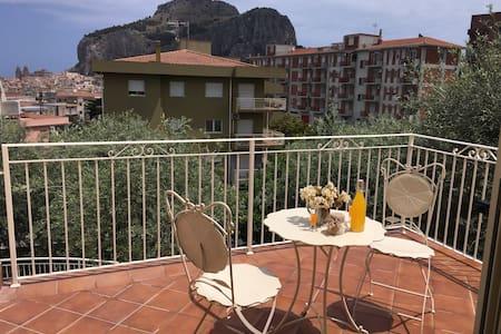 B&B A Casa della Nonna - Double with Terrace - Cefalù