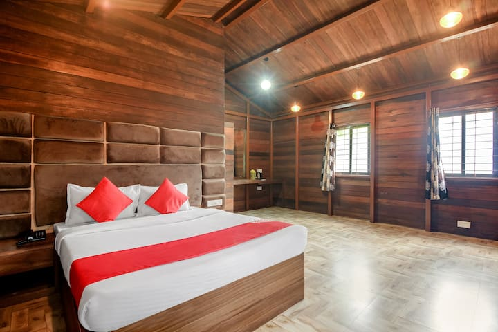 OYO Deluxe (3X) SMART Furnished Room in Goa