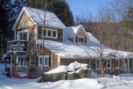 Year-Round Lake Cottage, Near Ski Area - Fletcher - Hus