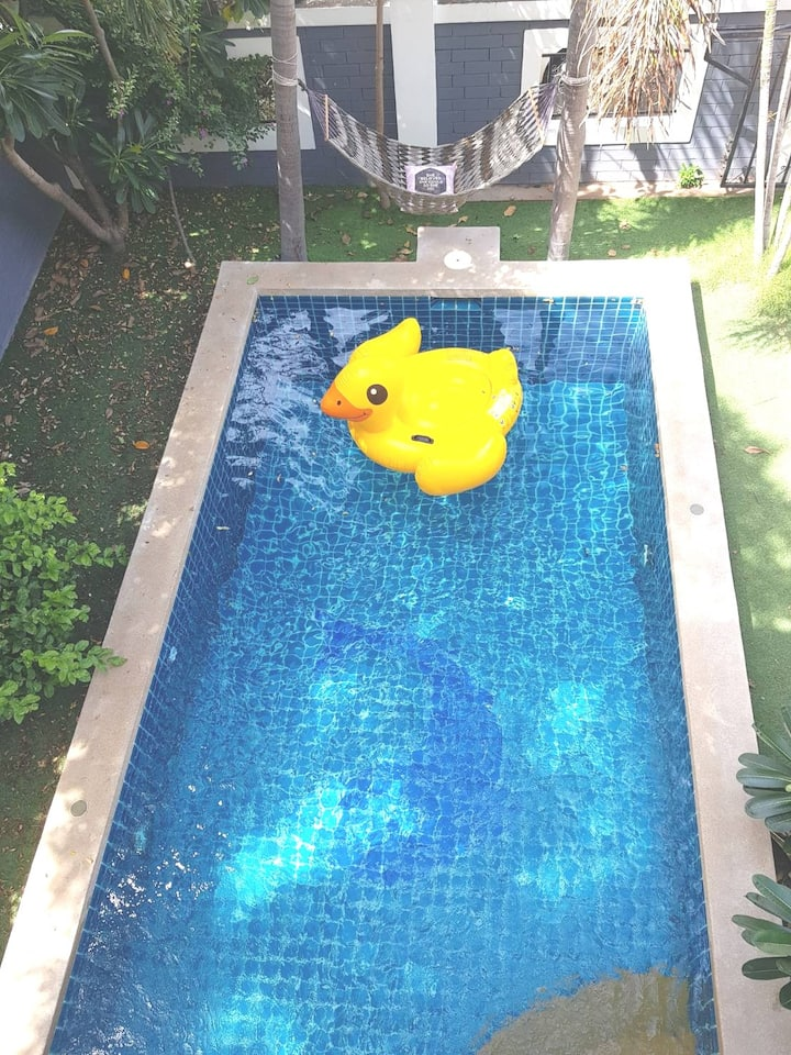 위치가 좋은 Pool Villa Pattaya