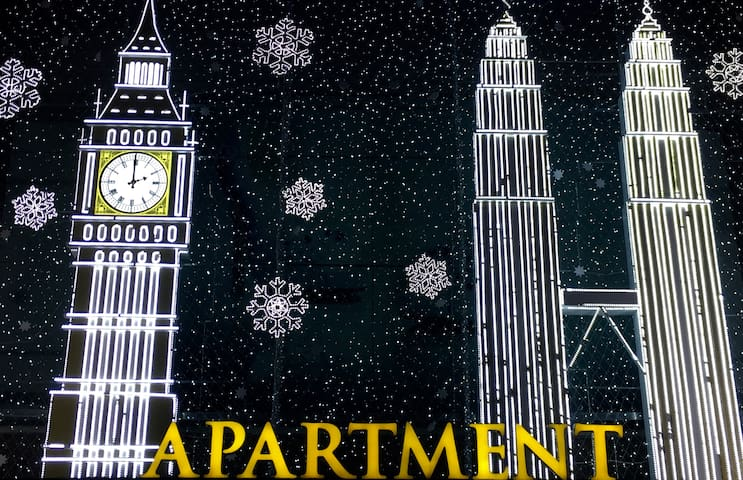 Luxury Apartment Great Location Centre, 1-2 beds