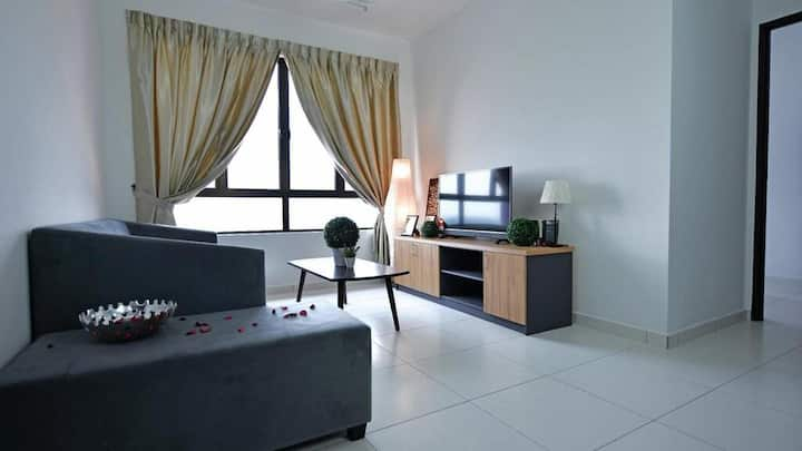 Ayer Keroh Luxury Homestay with Mountain view