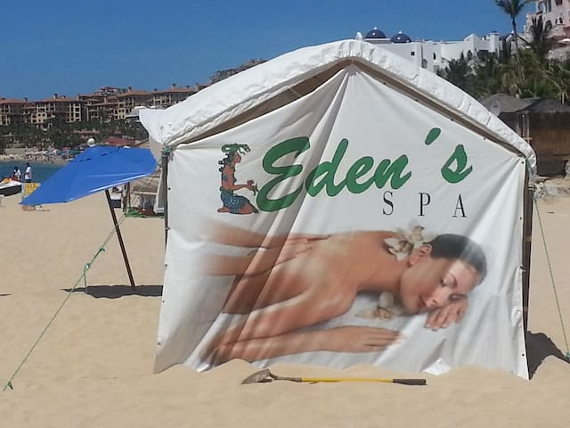 Massage right on the beach for as low as $20.00