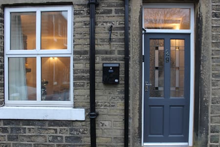 Newly Refurbished Cosy Cottage Haworth