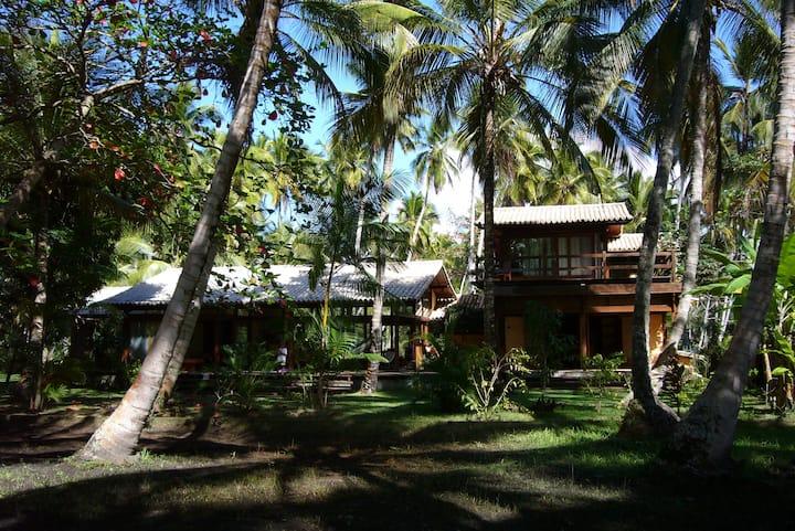 Beach Villa, Guaiu, Bahia, Brazil