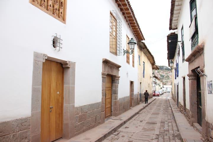 Apartment in Historic Center Tres Cruces de Oro - Cusco - Apartamento