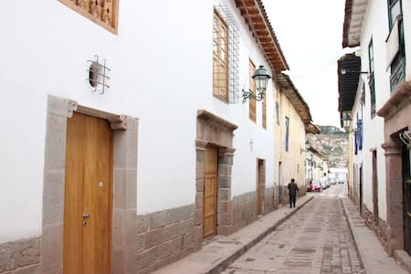Apartment in Historic Center Tres Cruces de Oro - Cusco