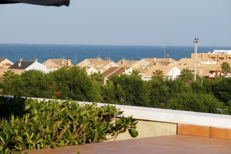 Penthouse in Perello the beach - Albufera