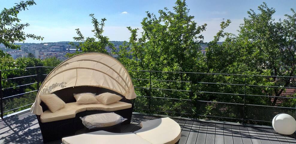 Terrasse de Bregille