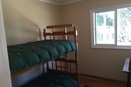 Bunk Bed in equestrian resort (Lower Bed) - Limache
