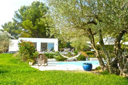 French Riviera Contemporary House - La Valette-du-Var - House