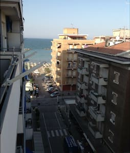 Seaview in Adriatico 6places sleep - Bellaria - Apartment