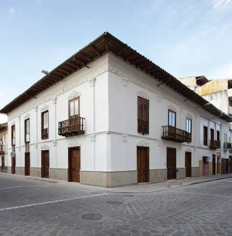 Historic District Gem - Cuenca Canton - Appartement