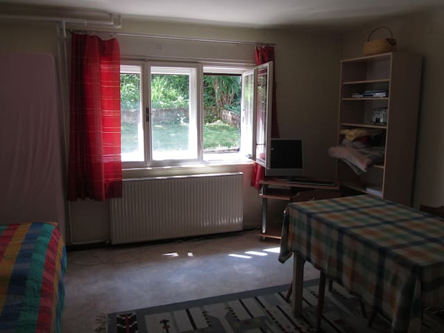 Private room in a quiet village - Dobrova-Polhov Gradec