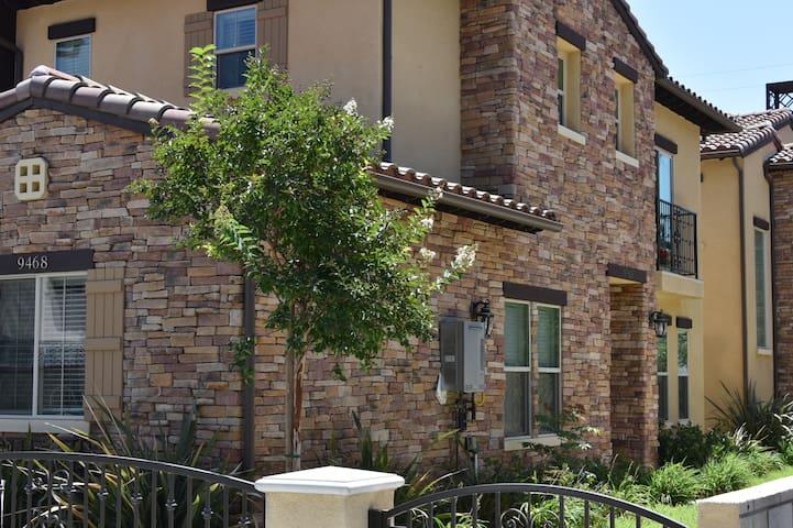 villa houses
